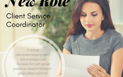 Client Service Coordinator