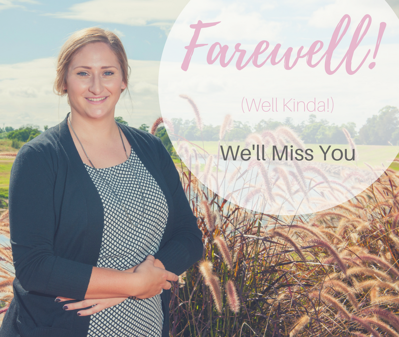 Farewell – Well Kinda