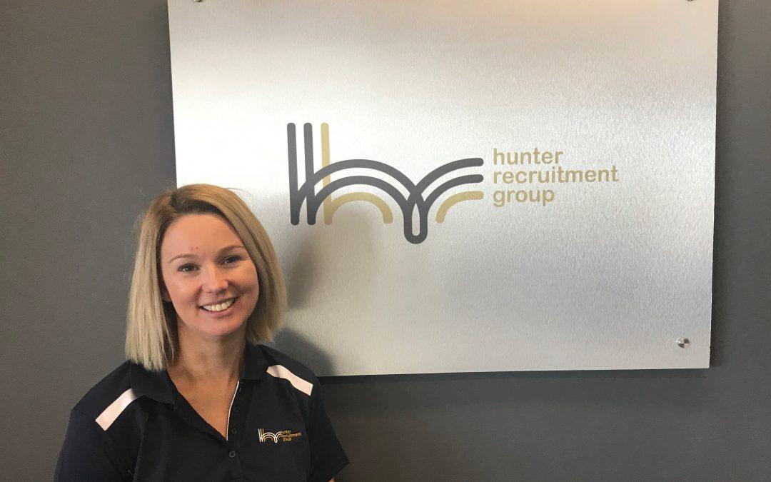 Laney Jordan – HRG's Newest Recruiter