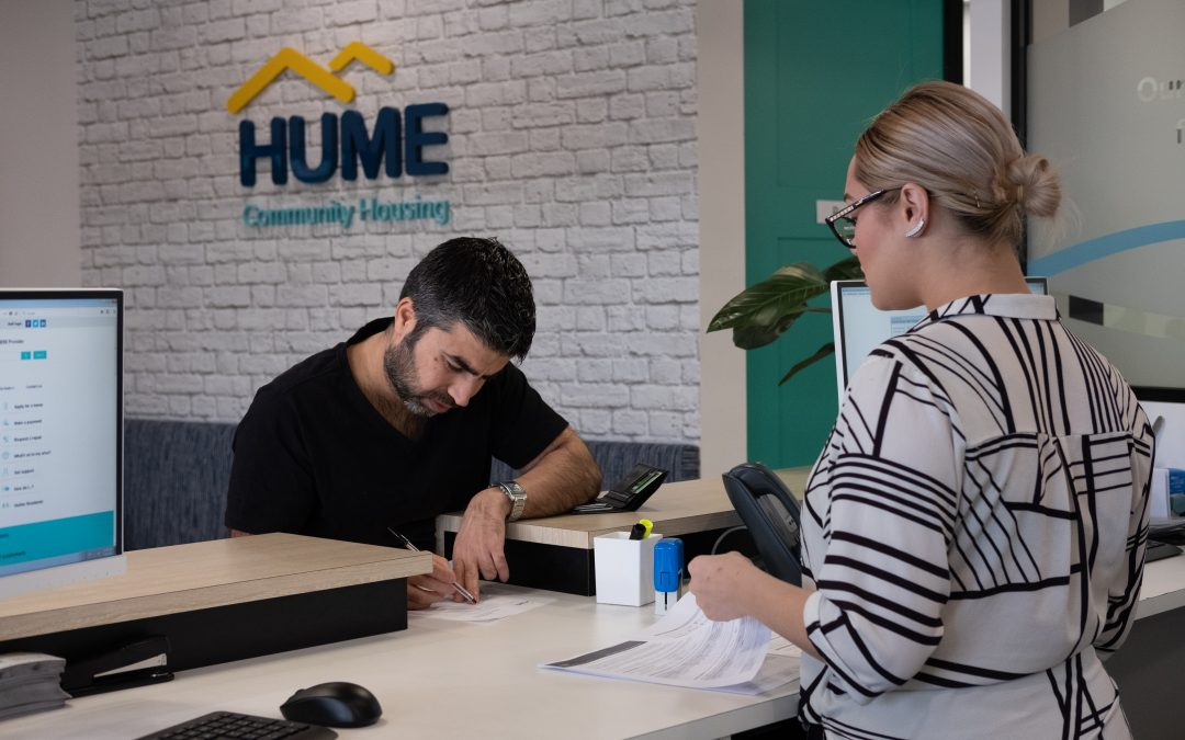 Hume Community Housing – Community Cohesion Officer