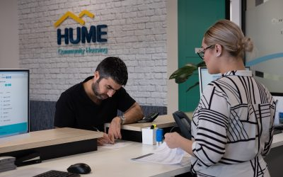 Hume Community Housing – Private Rental Assistance Officer