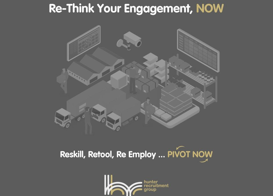 Re-Think How you engage now
